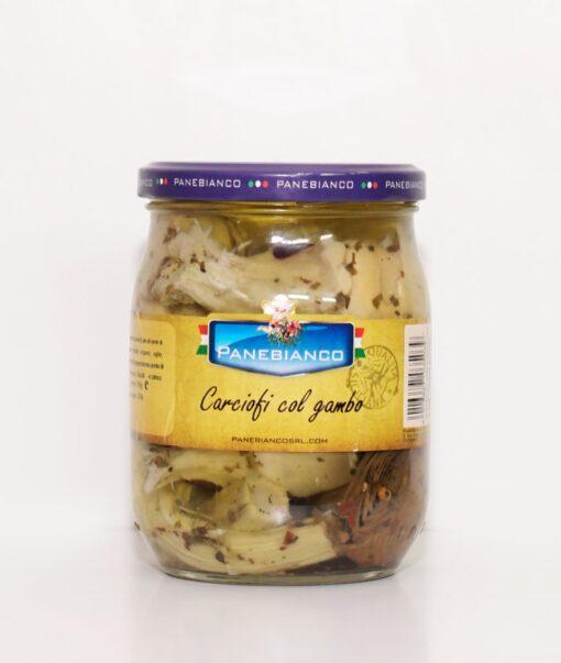 conserve tipiche siciliane